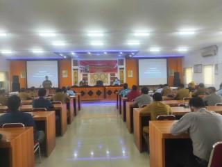 Ceramah Penyuluhan Hukum Terpadu 2021
